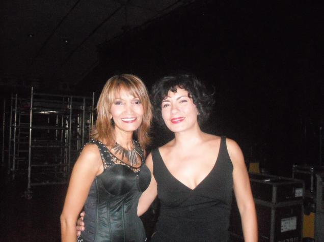 avec Laetitia Guénaou de la Haute Coiffure Française