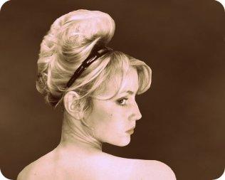 chignon Bardot